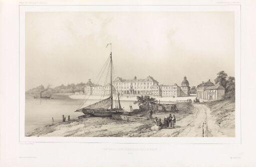 Drottningholm Slott ved Mälaren