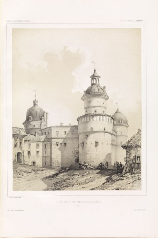Gripsholm Slott ved Mälaren
