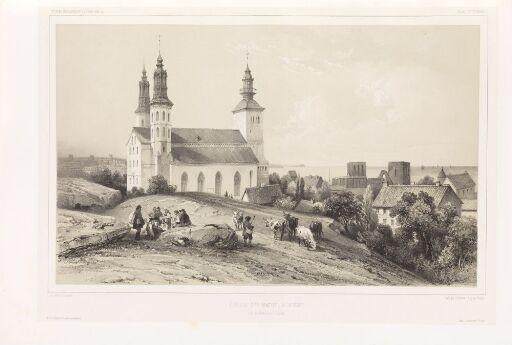 Mariakirken i Visby
