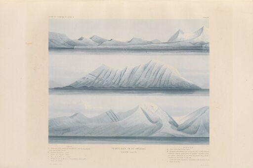 Kullfelt på Spitsbergen (kysten i Bellsund, nr. 2)