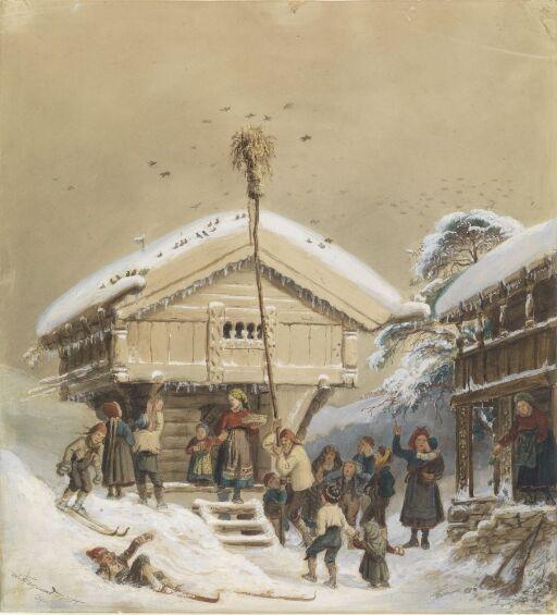 Norsk juleskikk