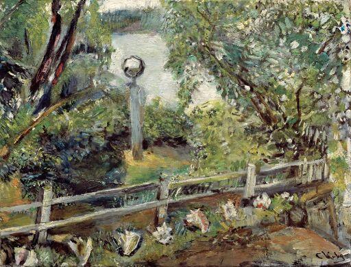 Haven med glasskulen