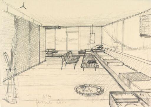 Refurbishment of the architect's apartment