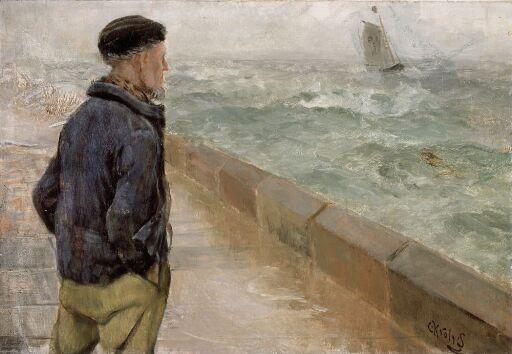 En fransk sjømann