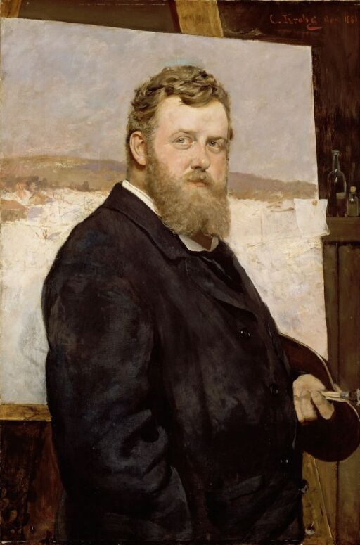 Maleren Frits Thaulow