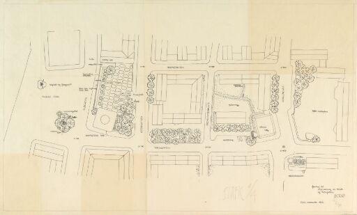 Forslag til utforming av torvet og Torvgaten i Bodø