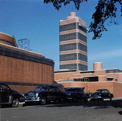 Johnson Wax-bygningen