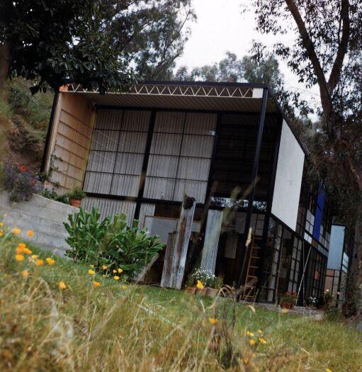 Charles og Ray Eames' eget hus