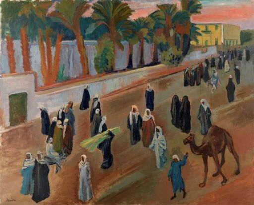 Gate i Luxor