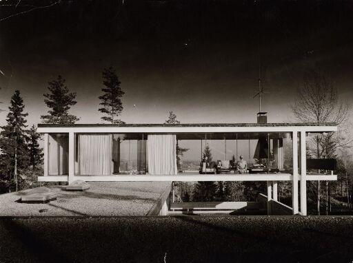 Geir Grungs eget hus