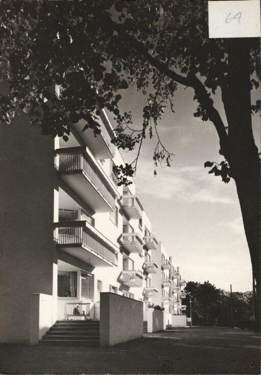 Boligblokker i Drammensveien