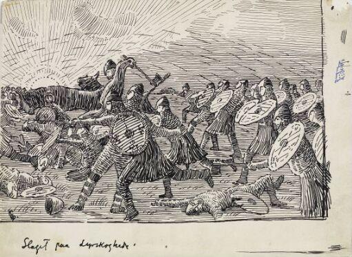 Slaget på Lyrskogshede