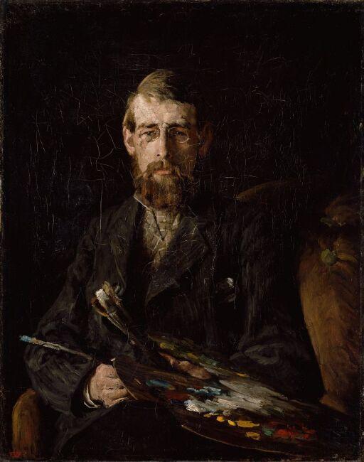 Maleren Nils Hansteen