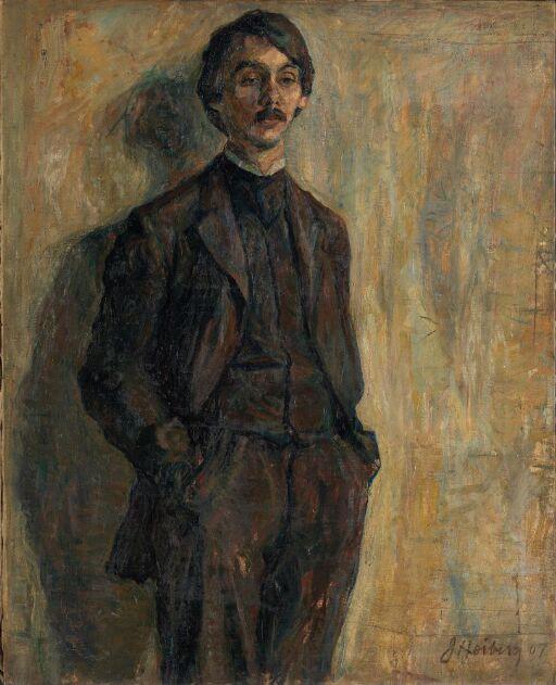 Portrait of Sigurd Eriksen