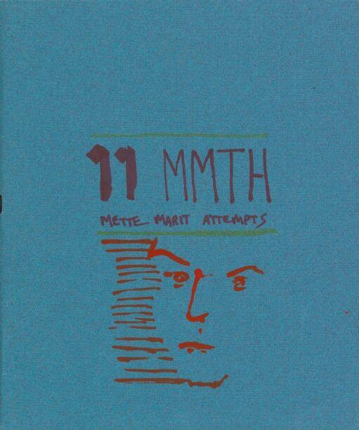 11 Mette-Marit Attempts (Artist's Book)