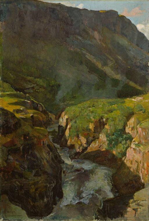 The River Driva
