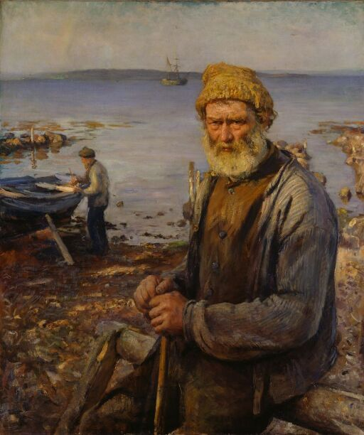 The old Fisherman