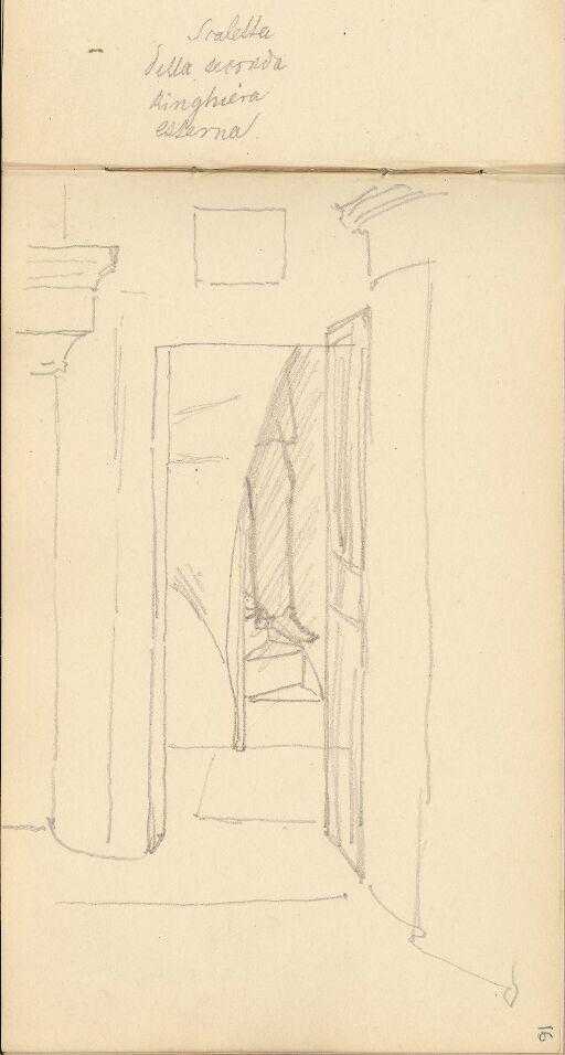 Inngangsparti hus