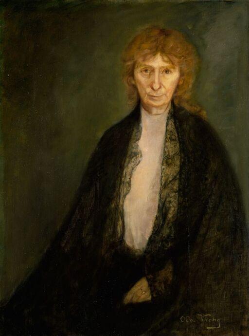 Portrait of the Author Rota Margrethe Vullum