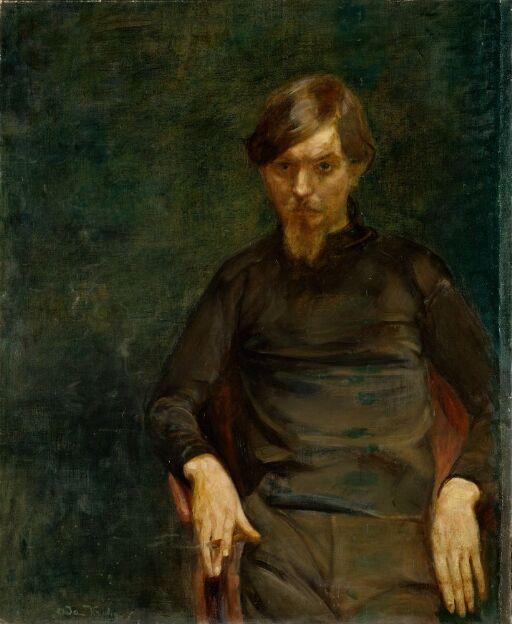Den svenske maler Ivar Arosenius
