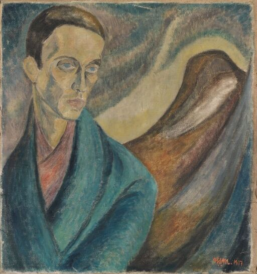 Portrett av Fartein Valen, Valevåg