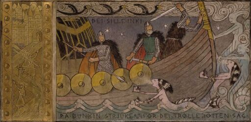 Åsmund and his Brothers on the Sea
