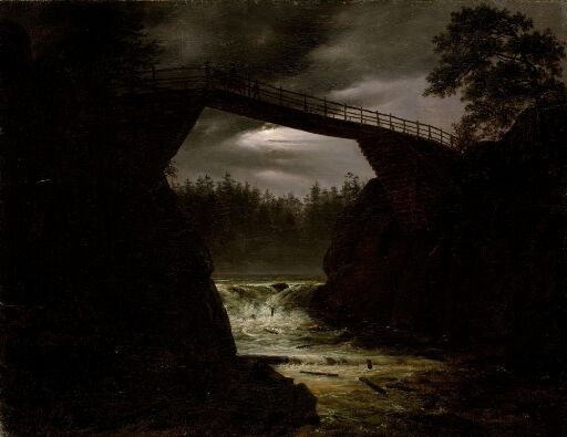 The Bridge of Hauge outside Arendal