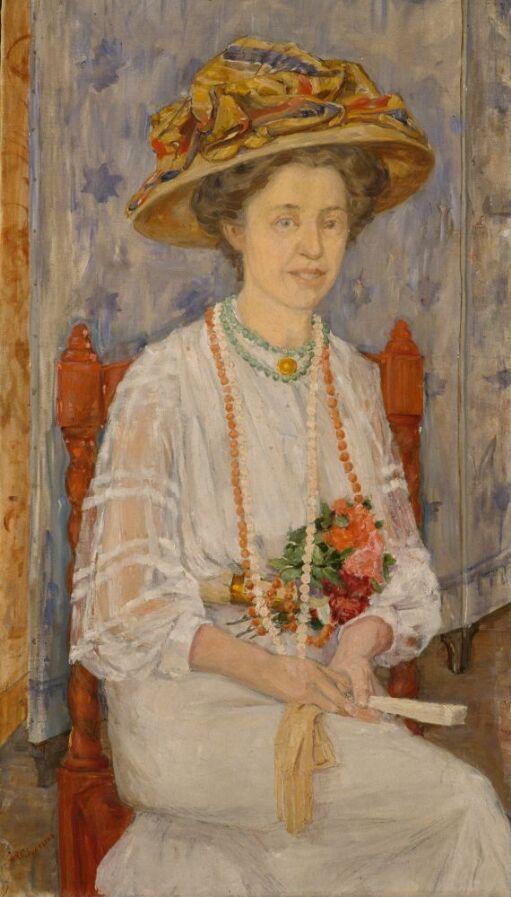 Frk. Ingeborg Lercke