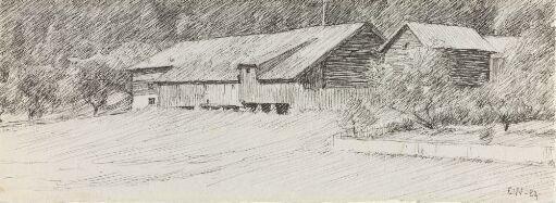 The Solberg Farm at Bærum