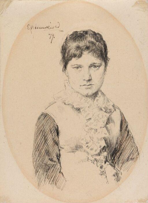 Ung kvinne