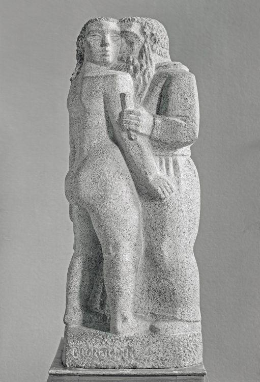 Rodin og hans muse