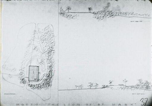 Utkast til Harøya kirke