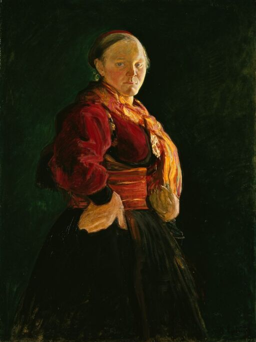 Portrait of Mari Clasen