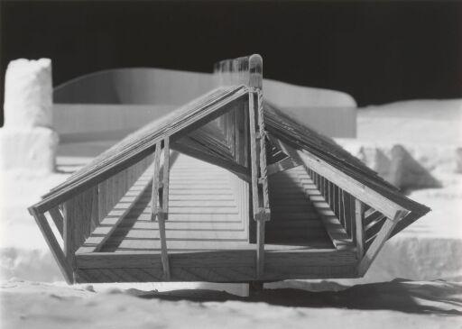 Utkast til Bergverksmuseet i Røros