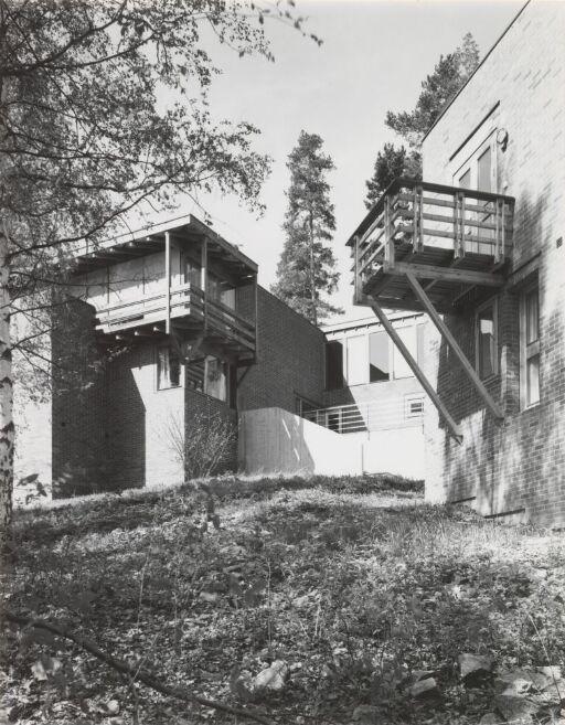 Villa C. Bødtker I og II