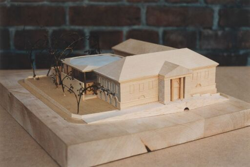 Nasjonalmuseet - Arkitektur