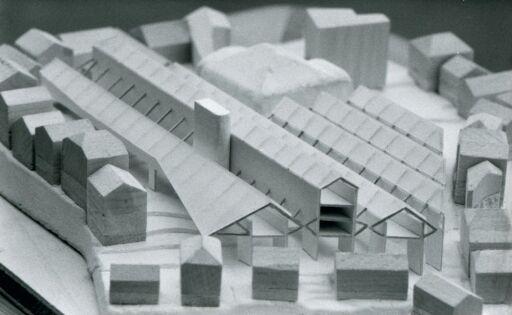 Utkast til nytt kulturhus i Stavanger