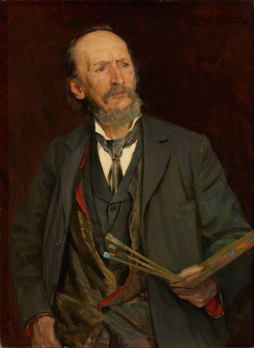 Maleren Amaldus Nielsen