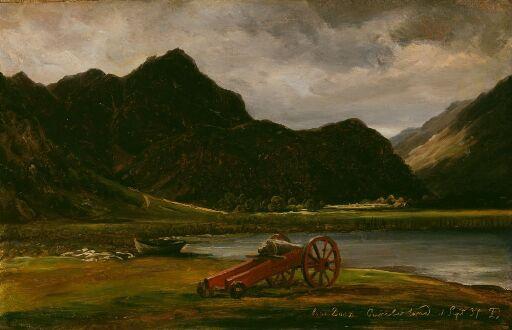 The Cannon at Derwentwater