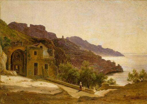 Terrace near Amalfi