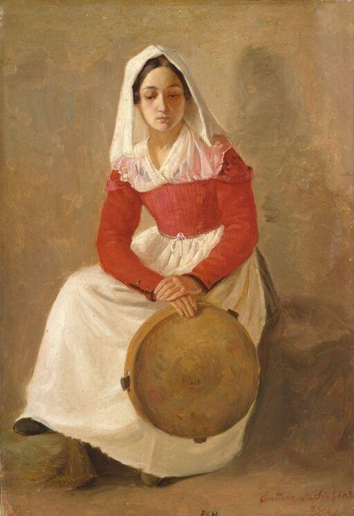 Portrett av Anunziata i Subiaco