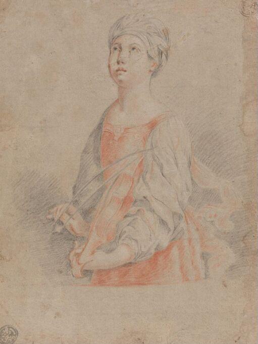 Den hellige Cecilia