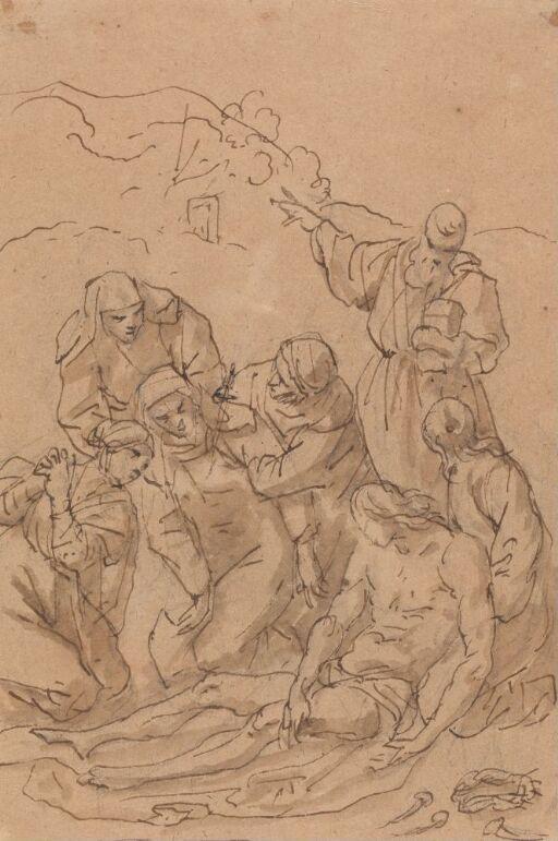 Begråtelsen av Kristi lik