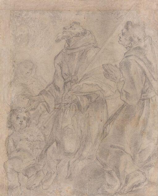 Den hellige Frans av Assisis stigmatisering