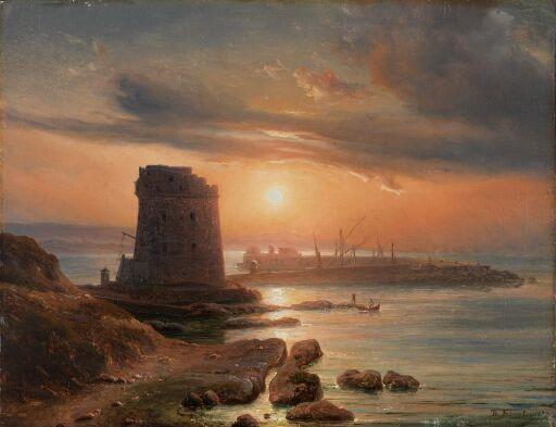 Havnen i Agrigento