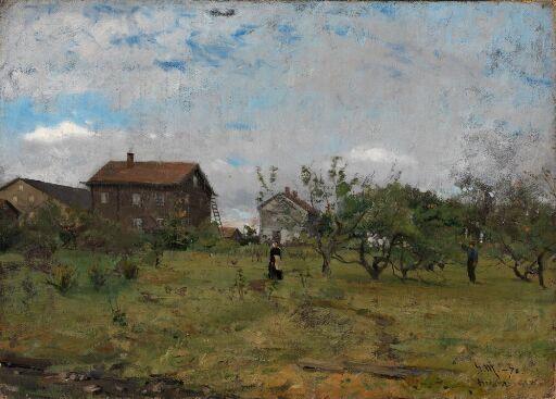 Farm at Hedmark