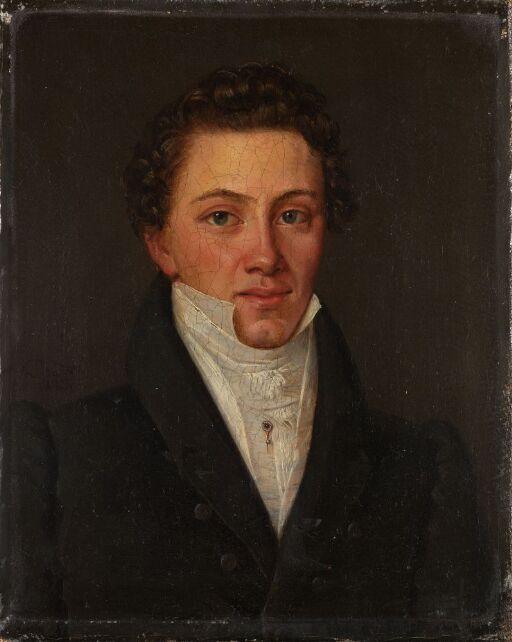 Portrait of Johan Tscherning