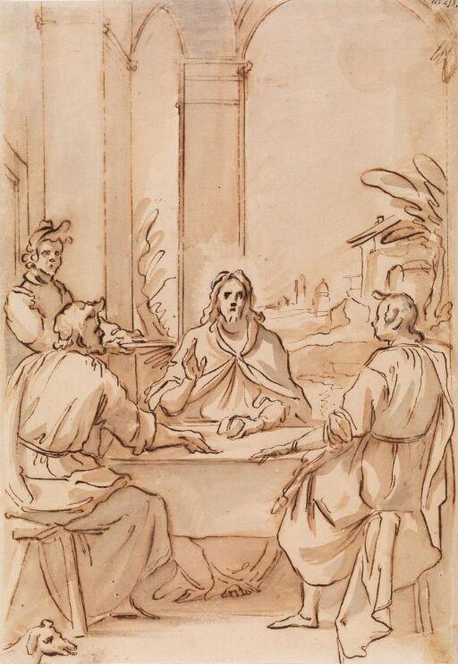Kristus i Emmaus