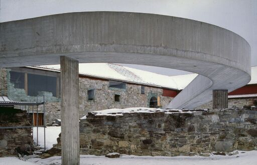 Hedmarkmuseet på Domkirkeodden