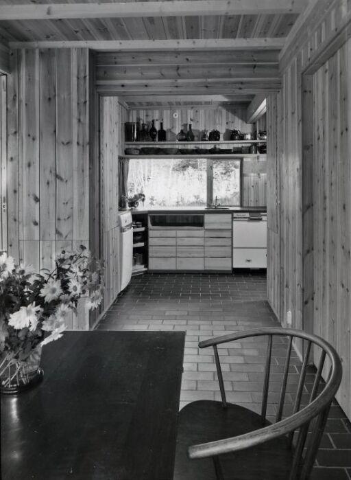 Jens og Wenche Selmers eget hus